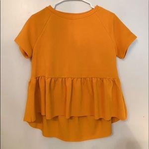 SHEIN Short Sleeve Blouse